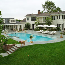 Pool by The Design Build Company
