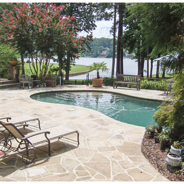 Swimming Pools, Waterfalls and Water Features