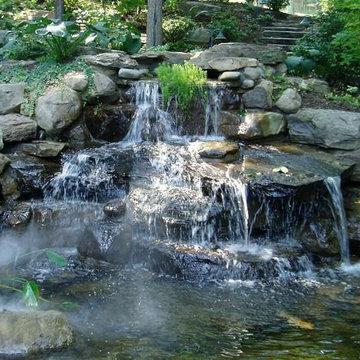 Swimming Pools/Waterfalls