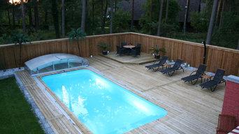 Swimmingpool Sverige