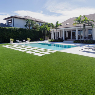Synthetic Turf and Pavers