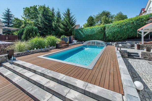 pool berdachungen und poolabdeckungen f r dauerhaften badespa. Black Bedroom Furniture Sets. Home Design Ideas