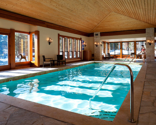 Indoor Pool Houzz