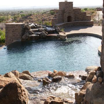 Talus Pool