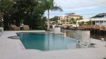 Tampa Infinity Pool