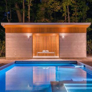 Tanglewood Modern Pool and Cabana