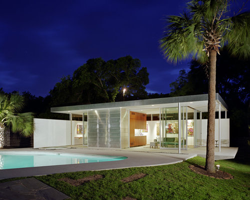 Modern Pool House Ideas Pictures Remodel and Decor