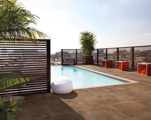 mediterrane pool - ideen, design & bilder | houzz, Garten und Bauen