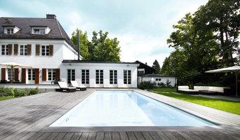 Terrassendielen Villa