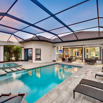 The Aviano by Harbourside - Fairgrove at Talis Park, Naples, Florida