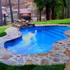 Poolscapes Of Charlotte Charlotte Nc Us 28277