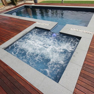 The Cove Wading Pool - 2.2m x 1.8m
