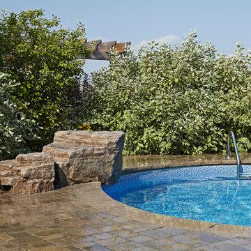 The Liberty Inground Pool