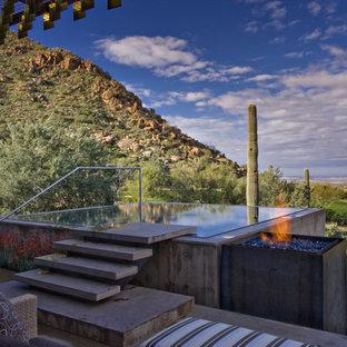 Pool - modern pool idea in Phoenix