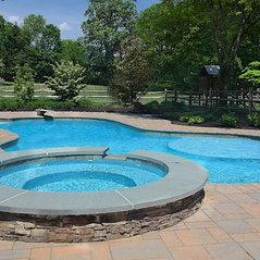 Blue Haven Pools Amp Spas By Calvitti Hatfield Pa Us 19440