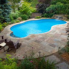Traditional Pool by Juergen Partridge Limited