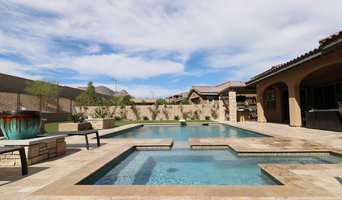 The Smith Residence in Summerlin