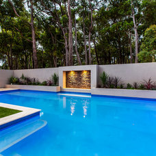 Contemporary Pool by Boyd Design Perth