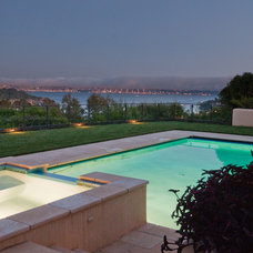Mediterranean Pool by Studio Green