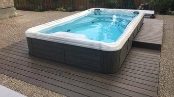 TidalFit Swim Spa Install