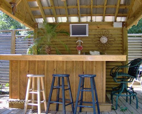outdoor tiki bar ideas, pictures, remodel and decor, Garden idea