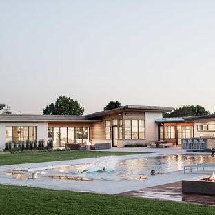 Timpanogos House in Utah County - Lloyd Architects