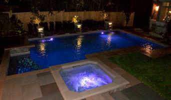 Toronto Swimming Pool Day and Night