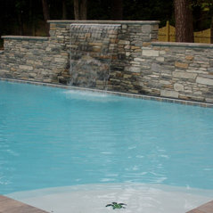 Townsend Auto Cover Water Feature