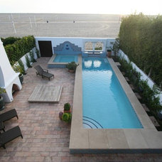 Mediterranean Pool by Symphony Pools Inc