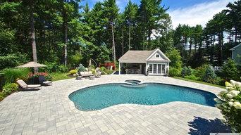 Traditional Paver Pool Decks