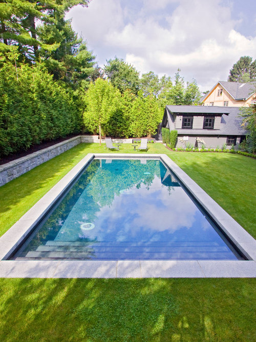 Thick limestone pool coping home design ideas pictures for 16x32 pool design