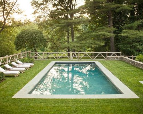 Interesting Rectangular Pool Designs Photo In New York E On Decorating