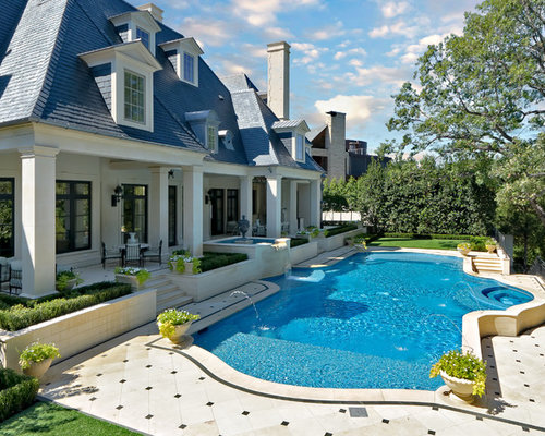 Gunite Pool Design Ideas 1000 ideas about swimming pool designs on pinterest pool designs pools and swimming pools Saveemail Traditional Pool