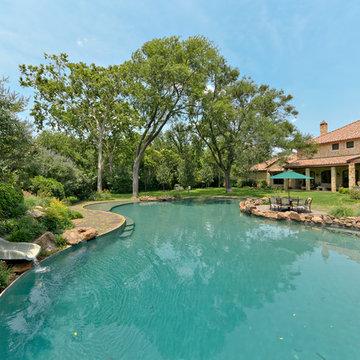 Traditional Pool