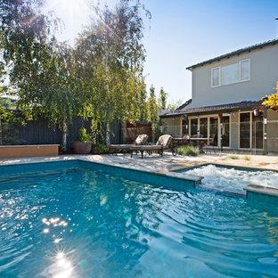 Tranquil Pool Design