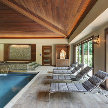 Tranquil Pool House