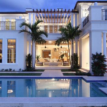 Transitional Fort Lauderdale, FL Residence