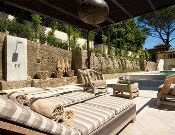 Transitional Italian Villa