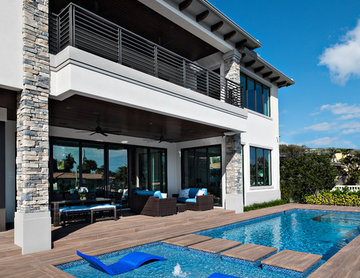 Transitional Style - Lighthouse Point