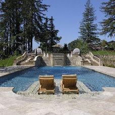 Mediterranean Pool by CoorItalia