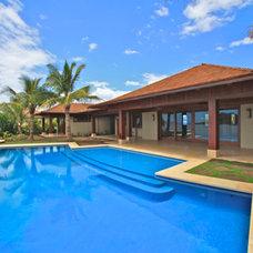 Tropical Pool by Trend Builders LLC
