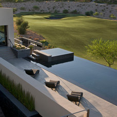 Contemporary Pool by Assemblage Studio