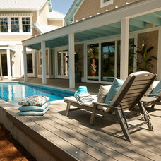 Traditional Pool by TREX COMPANY INC