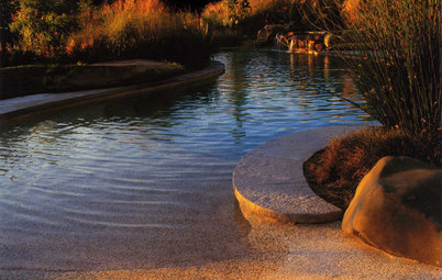 Pools Overflow With Finish Options