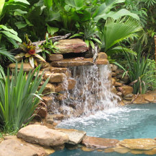 Tropical Pool by Wet Outdoors Inc.