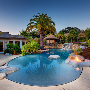 Tropical Pool Design Ideas & Remodeling Pictures | Houzz