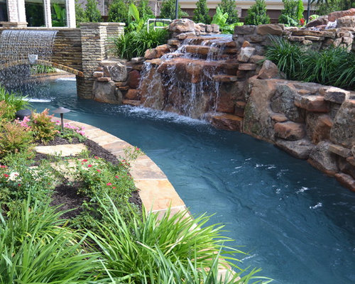 Lazy River Swimming Pool Designs image lazy river in the backyard pool ideas pinterest the ojays image search and pools Saveemail Mike Farley Pool Designer