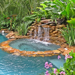75 Most Por Tropical Pool Design Ideas For 2018 Stylish Remodeling Pictures Houzz