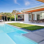 Glass tile pools contemporary pool miami by foreverpools - Diamond brite espana ...