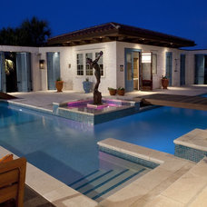 Eclectic Pool by Tongue & Groove